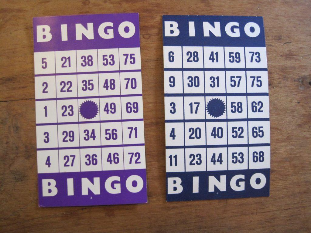 Bingo kaarten online