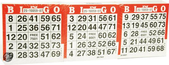 Bingo spelen tips